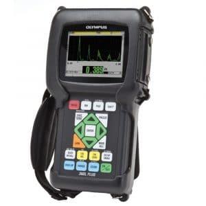 Thiết bị siêu âm đo chiều dày 38DL PLUS