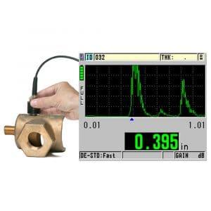 Module hiển thị dạng sóng cho Thiết bị siêu âm đo chiều dày 45MG