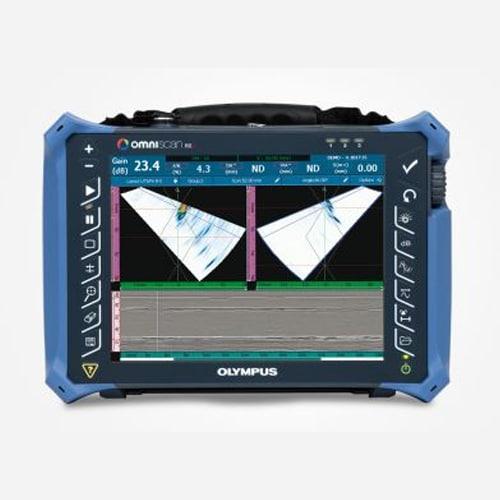 Thiết bị siêu âm Phased Array OmniScan MX2