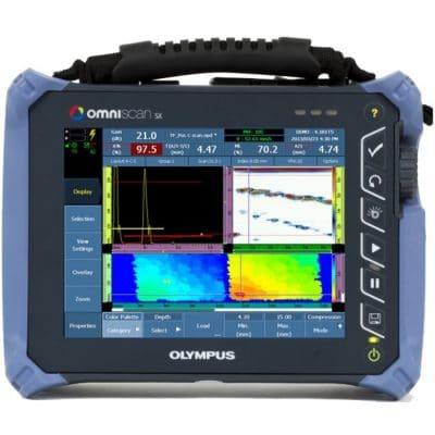 Thiết bị siêu âm Phased Array nhỏ gọn OmniScan SX