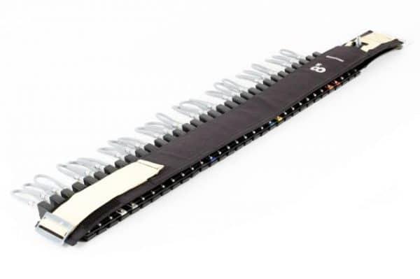 Band đầu dò của thiết bị khảo sát nhanh ăn mòn đường ống sử dụng sóng dẫn hướng UltraWave LRT