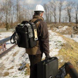 Thiết bị khảo sát nhanh ăn mòn đường ống sử dụng sóng dẫn hướng UltraWave LRT