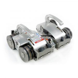 Bộ quét kiểm tra siêu âm tự động Navic hoạt động bằng động cơ và điều khiển từ xa
