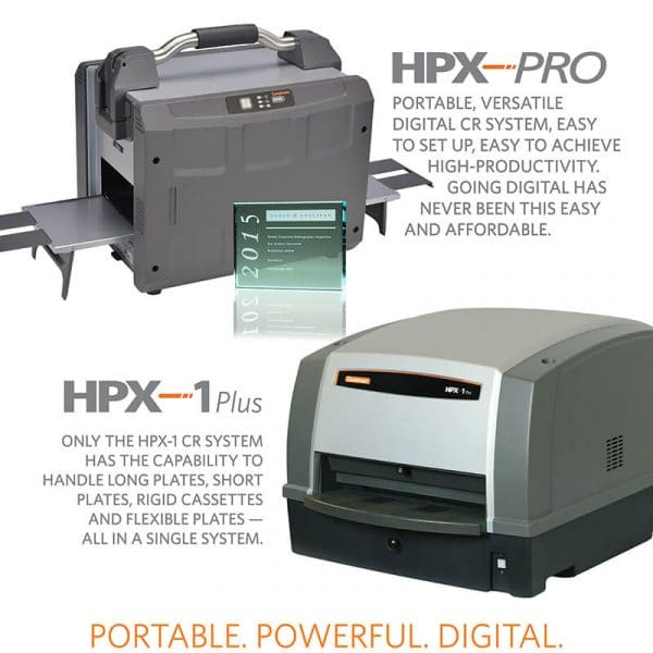 Dòng sản phẩm chụp ảnh phóng xạ kỹ thuật số HPX