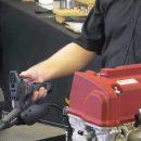 Sử dụng thiết bị nội soi trong kiểm tra động cơ ô tô