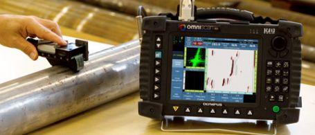 Kiểm tra nứt và ăn mòn SCC trên đường ống sử dụng Dòng điện xoáy mảng pha với thiết bị OmniScan ECA
