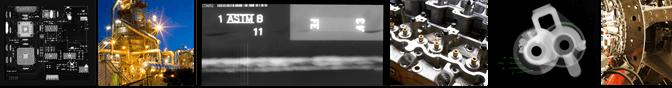 Các ứng dụng kiểm tra chụp ảnh phóng xạ