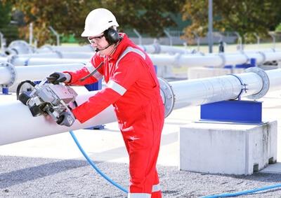 Thiết bị kiểm tra độ ăn mòn đường ống sử dụng kỹ thuật SLOFEC