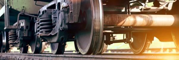NDT trong kiểm tra xe lửa và đường ray