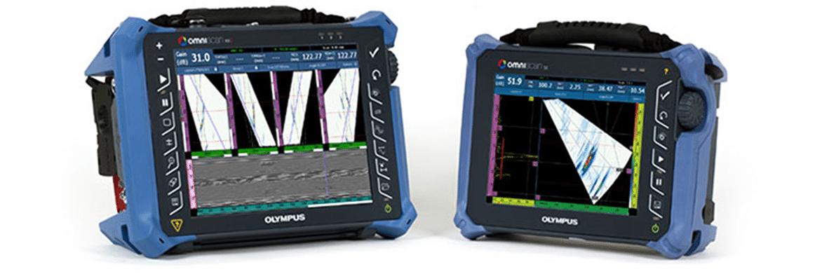 OmniScan MX2 và OmniScan SX
