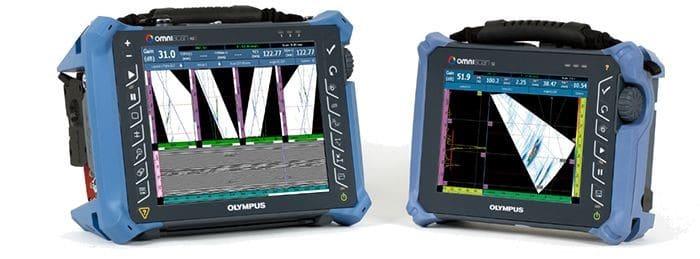 Phần mềm Automated Detection Technology hoạt động với dữ liệu từ OmniScan