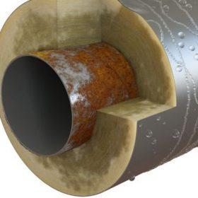 Lớp bọc bảo ôn dạng foam giúp giảm đọng nước và tối thiểu CUI